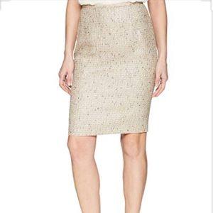 🔥Calvin Klein pencil textured skirt - Sz 12🔥